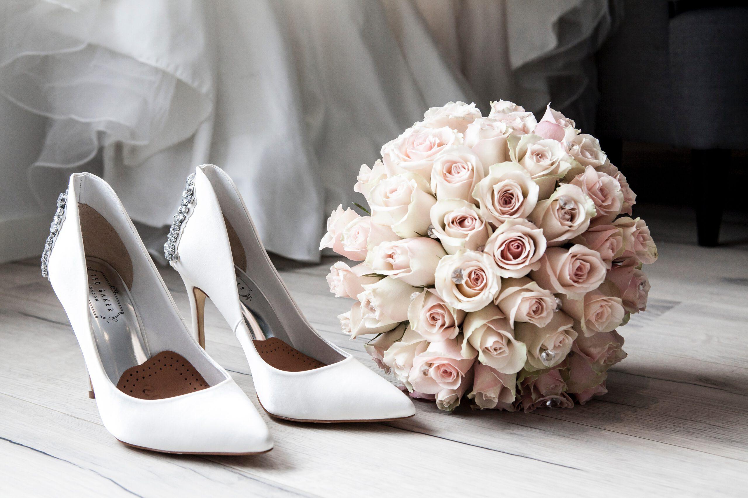 bruidsschoenen kiezen